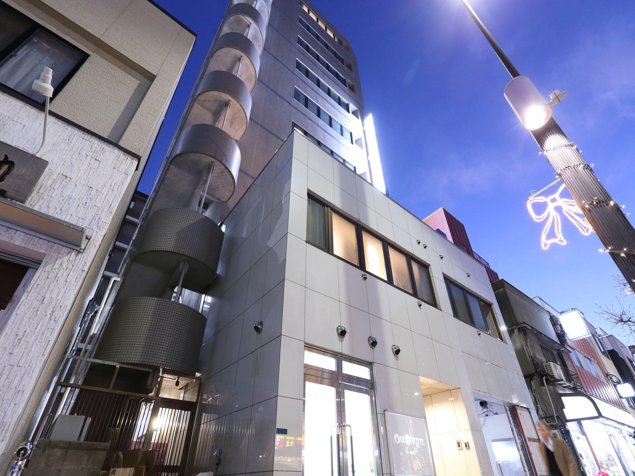 Oak Hotel Edo,Kinshicho Station