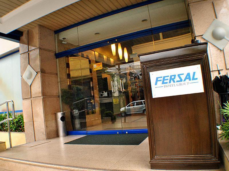 Fersal Hotel Malakas Quezon City