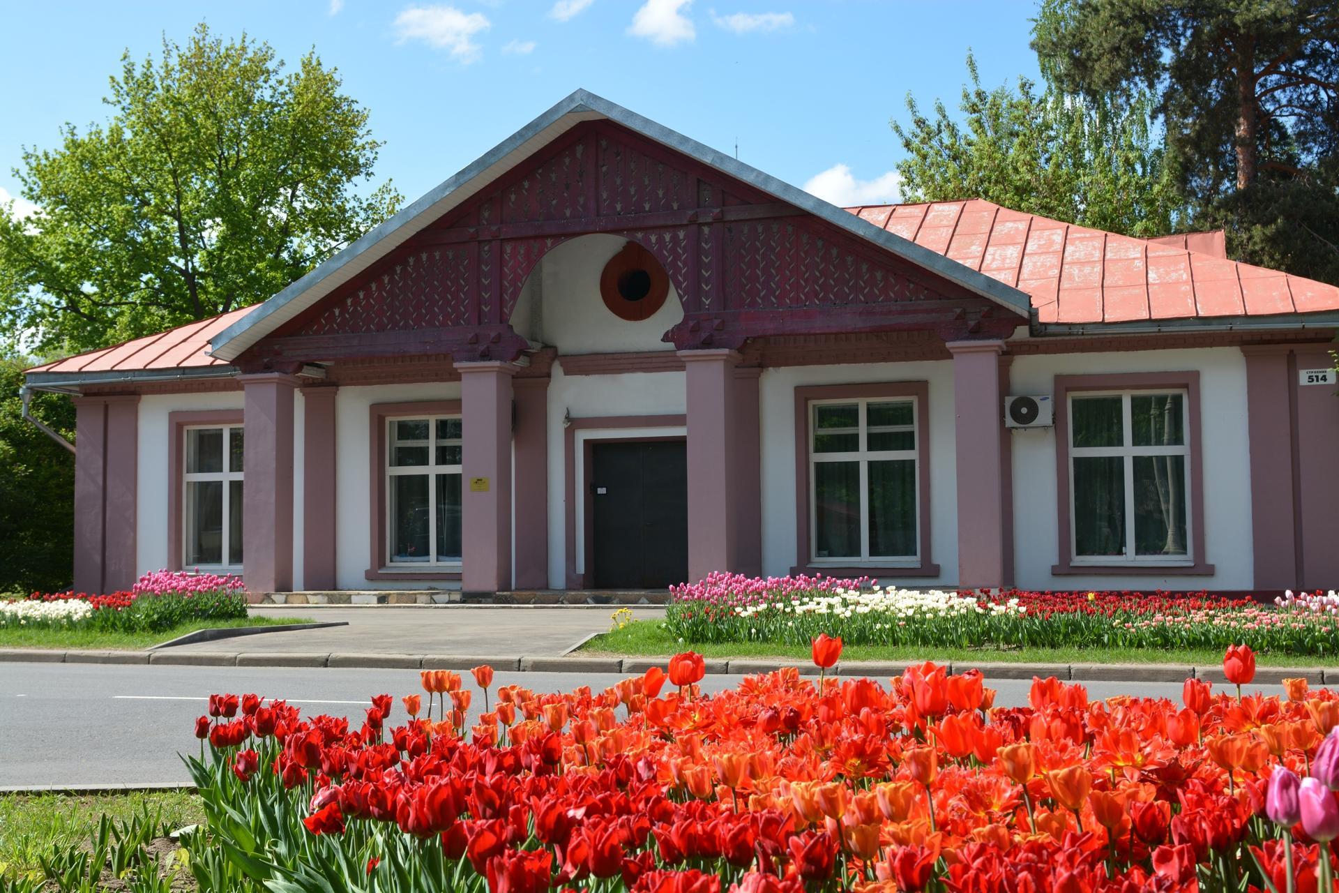Hostel Tsiolkovsky on VDNKh, North-Eastern