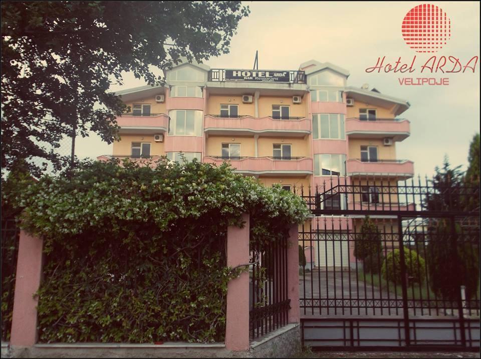 Hotel Arda, Shkodrës