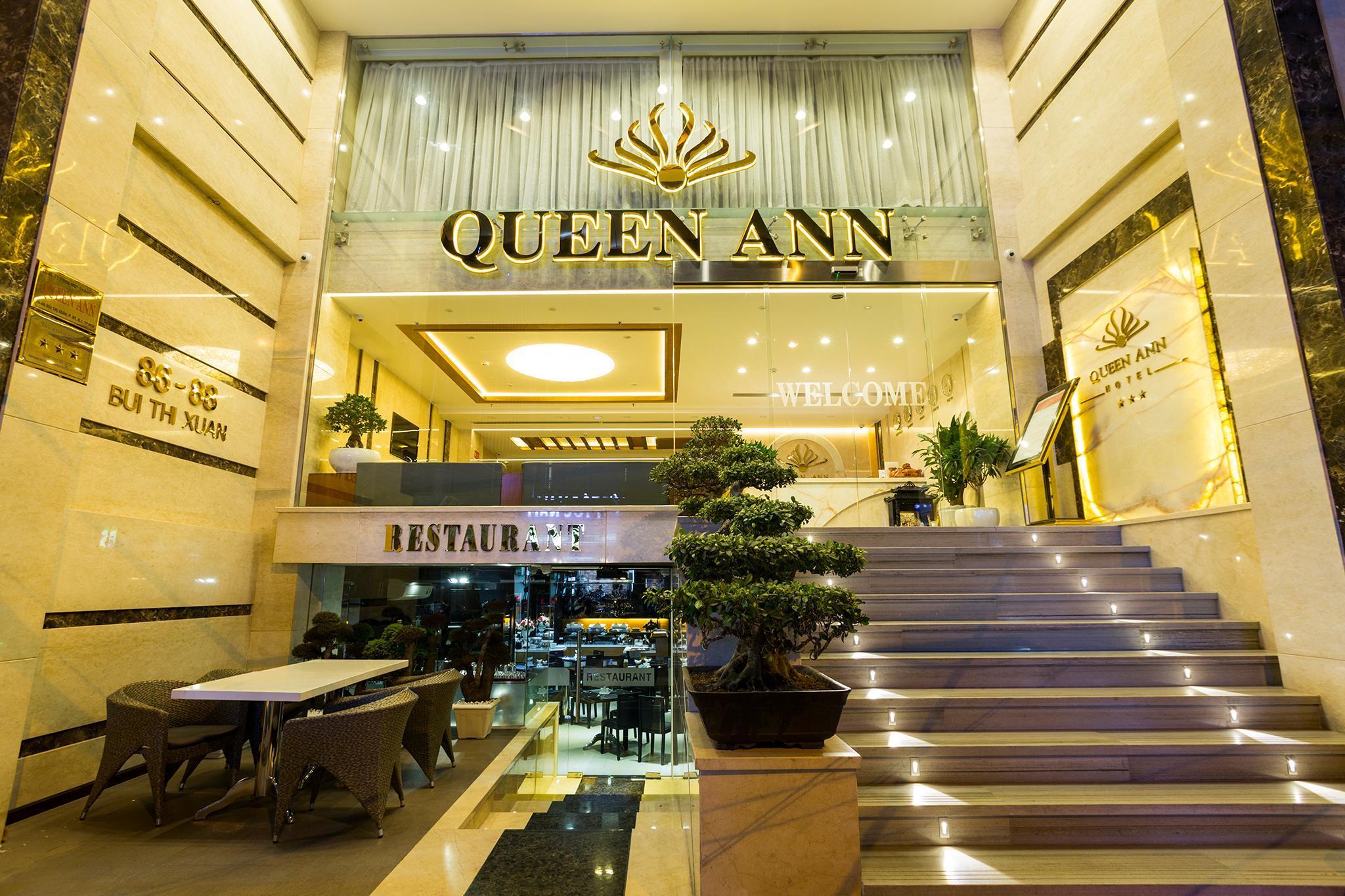 Khách Sạn Queen Ann Hồ Chí Minh