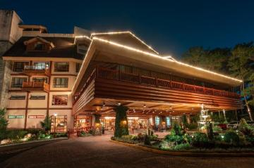 Hotels in Baguio: Camp John Hay