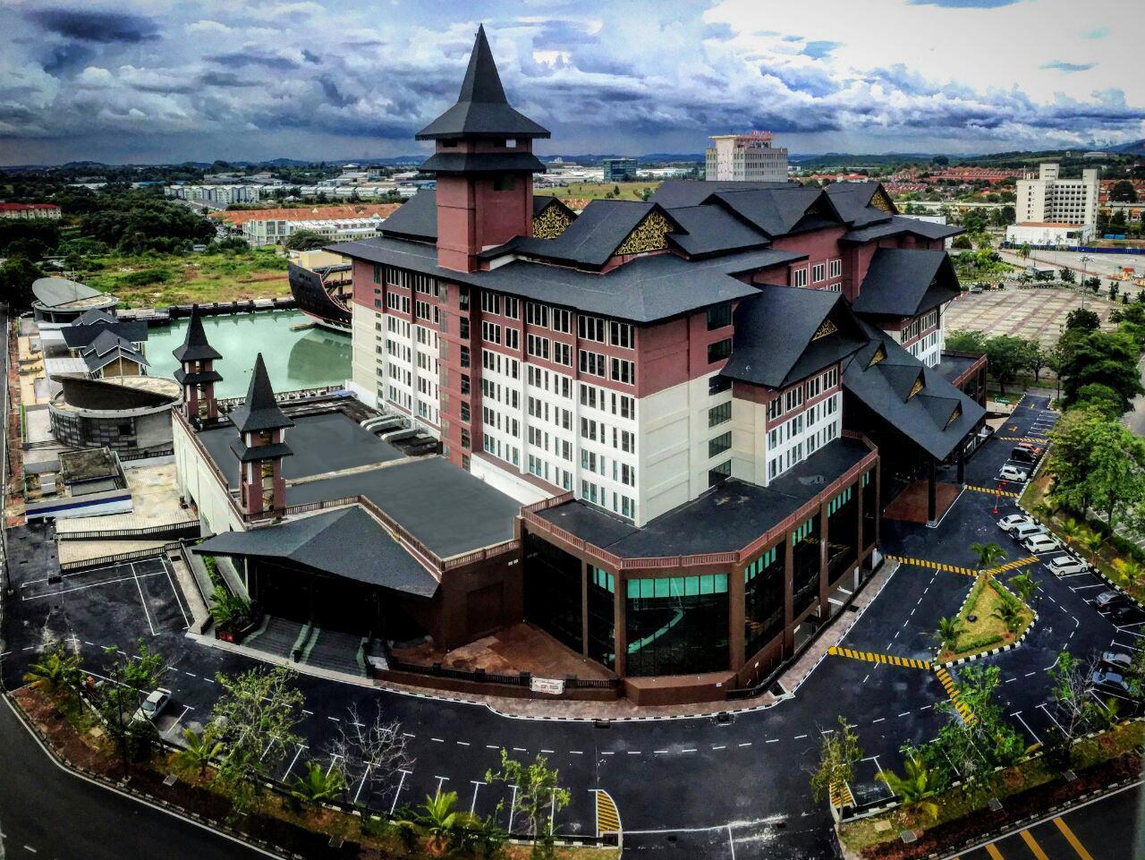 Mudzaffar Hotel, Kota Melaka