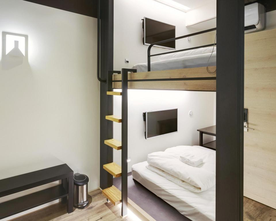 TOP HOSTELS IN TAIPEI: Taiwan Youth Hostel and Capsule Hotel
