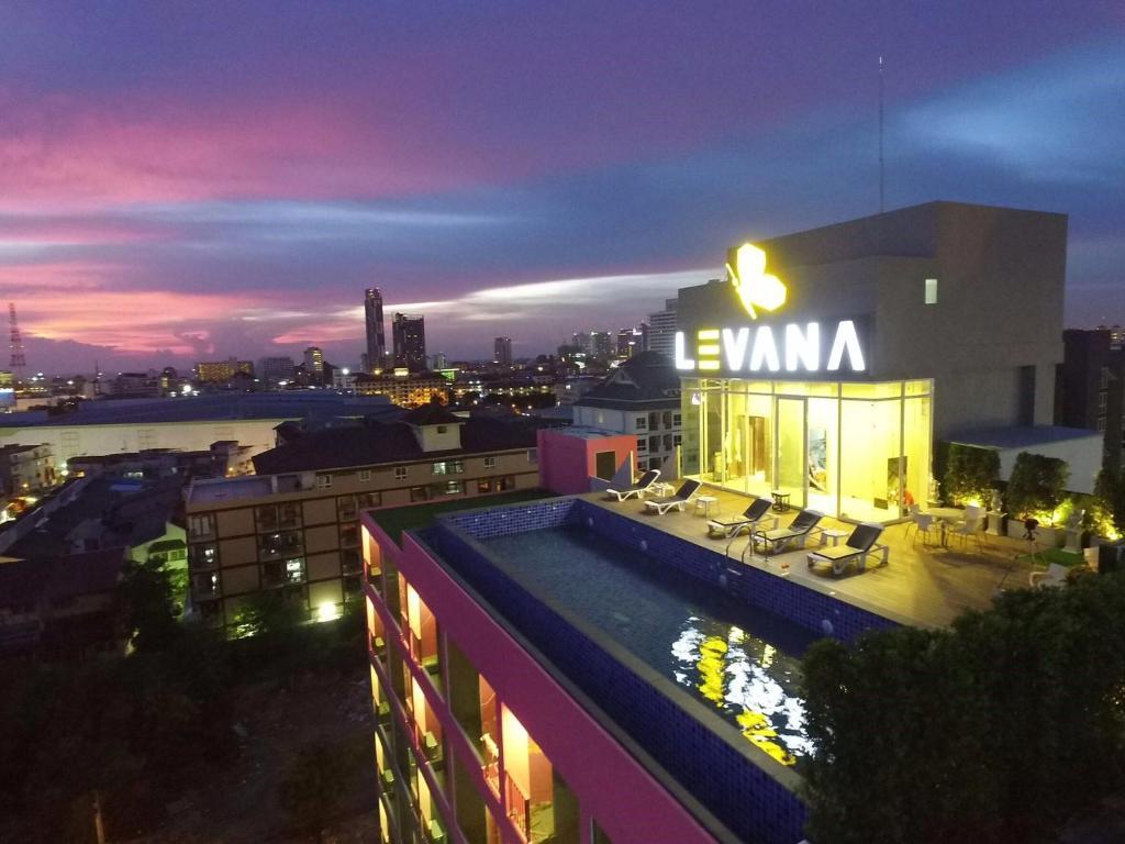 レバナ パタヤ ホテル