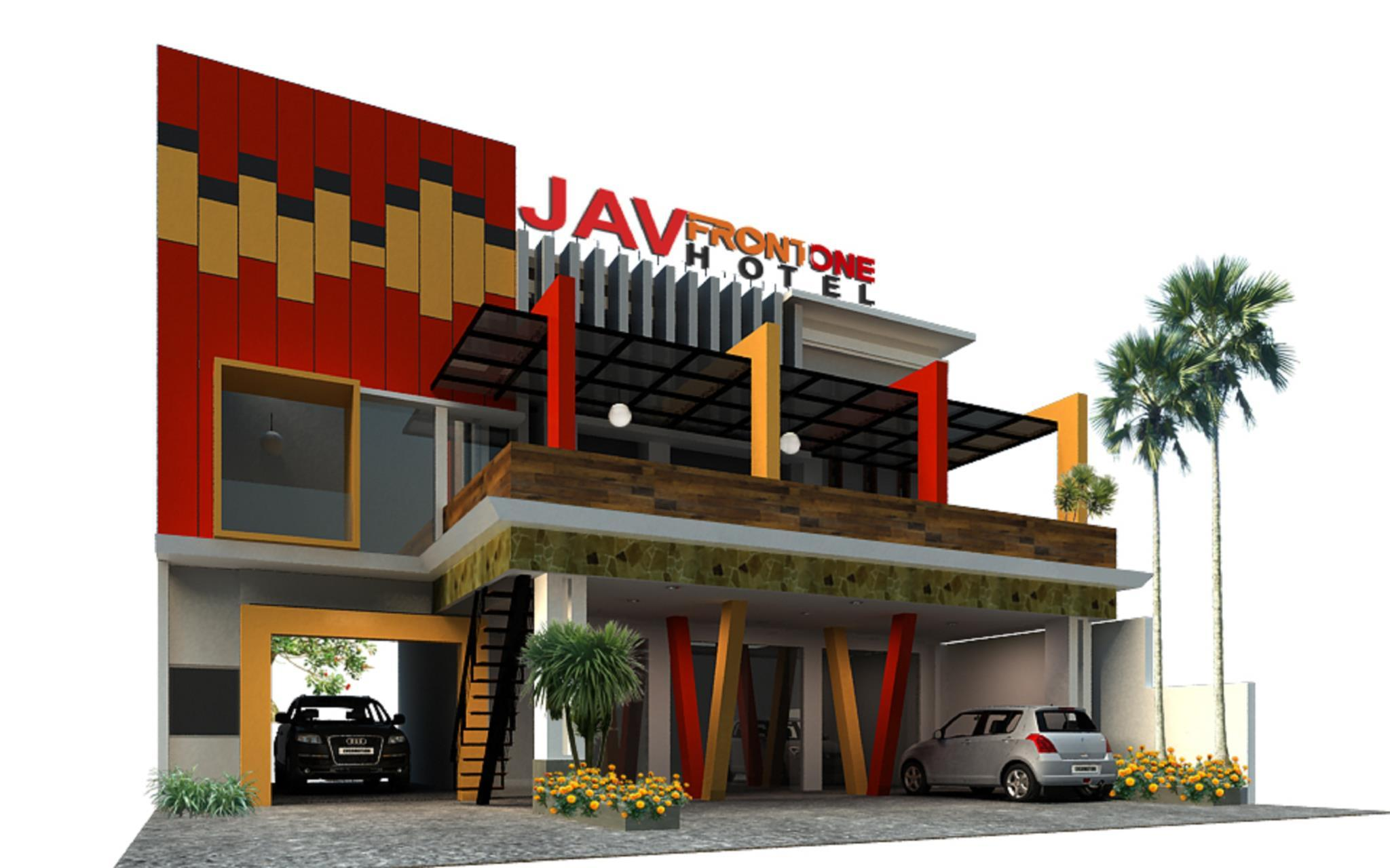 JAV Front One Hotel Lahat, Lahat