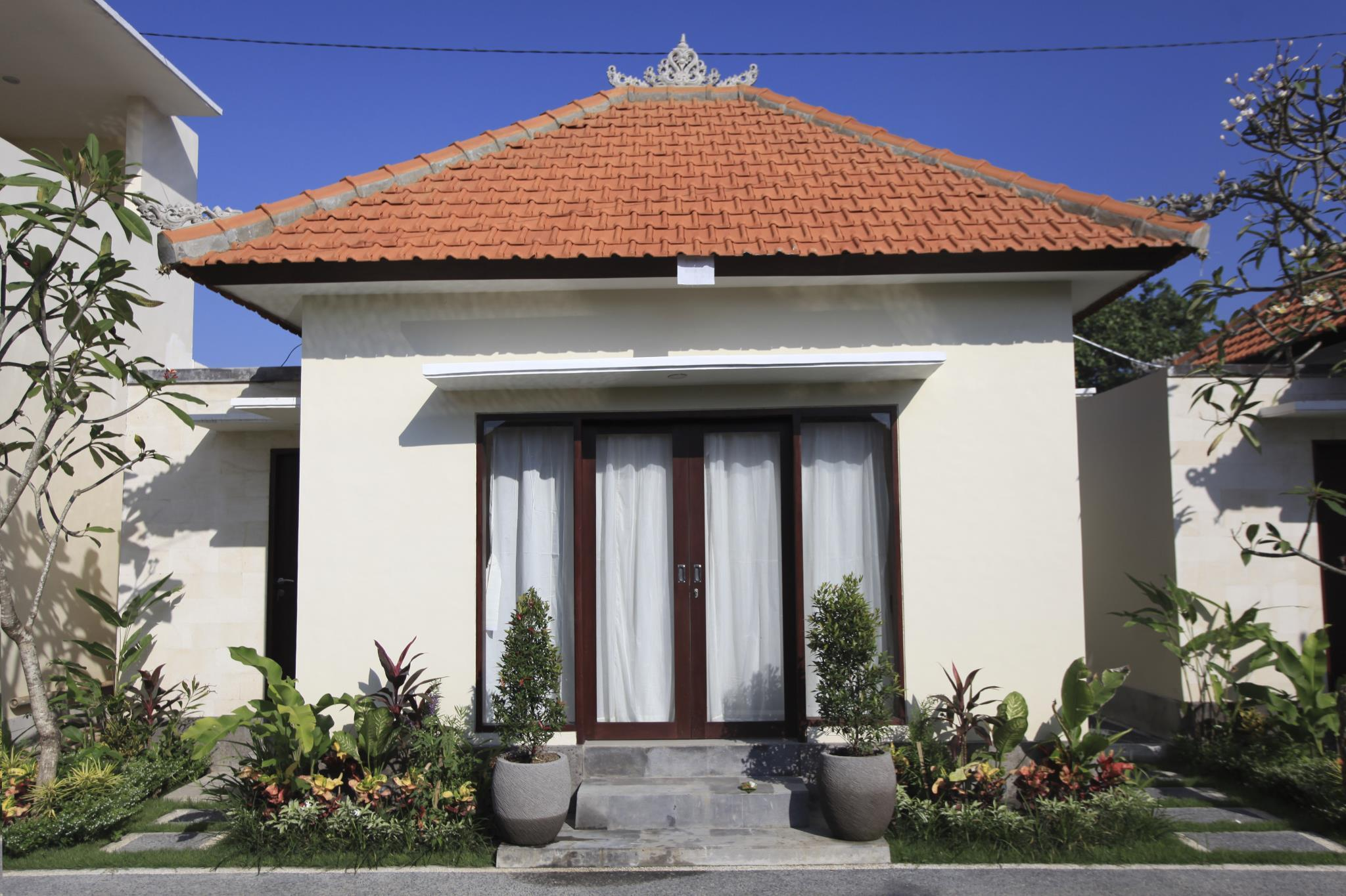 the budhas house, Gianyar