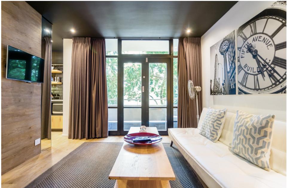 St Martini Manhattan Style apartment in Cape Town CDB