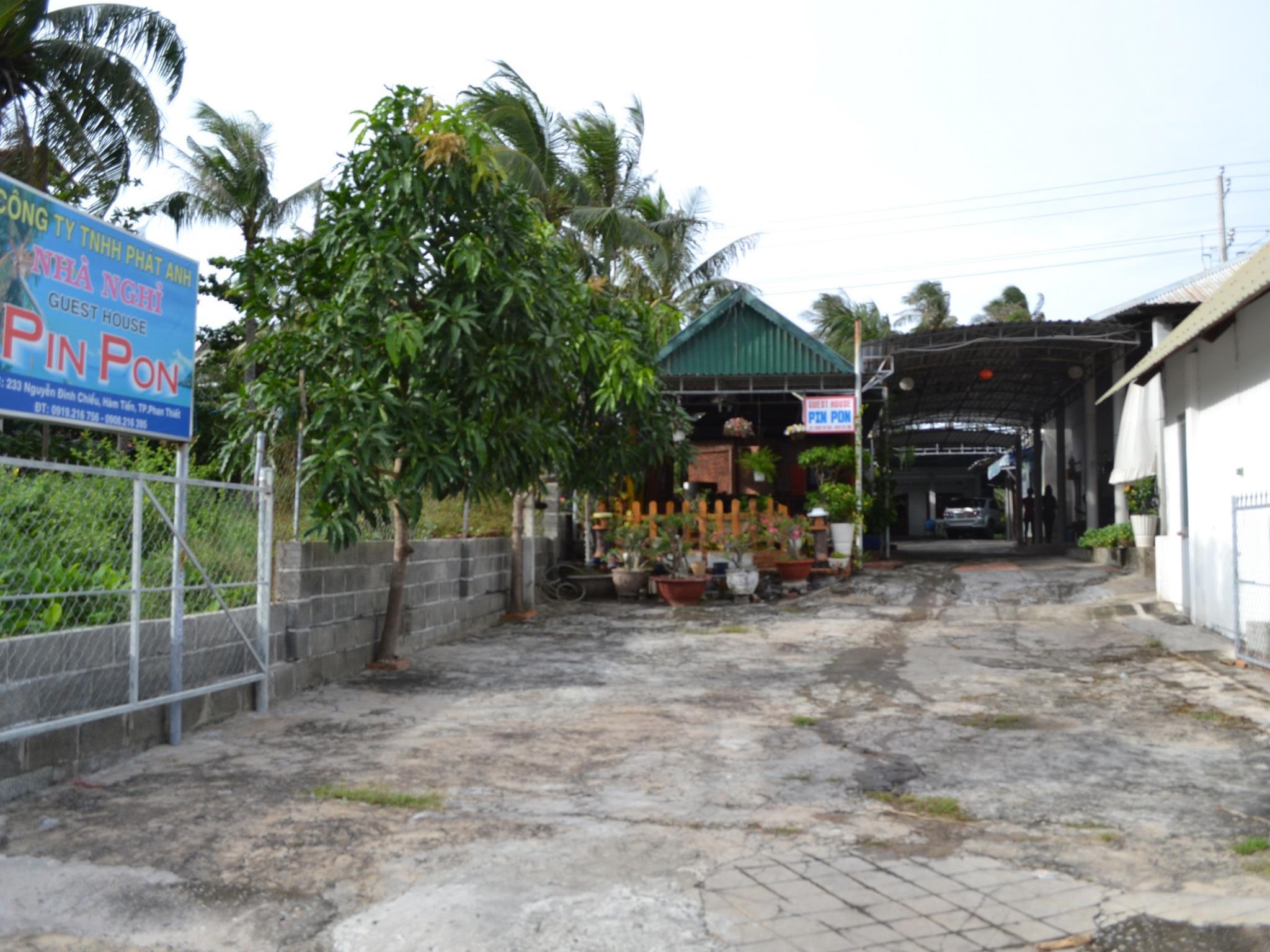 Khách Sạn Pinpon Phan Thiết