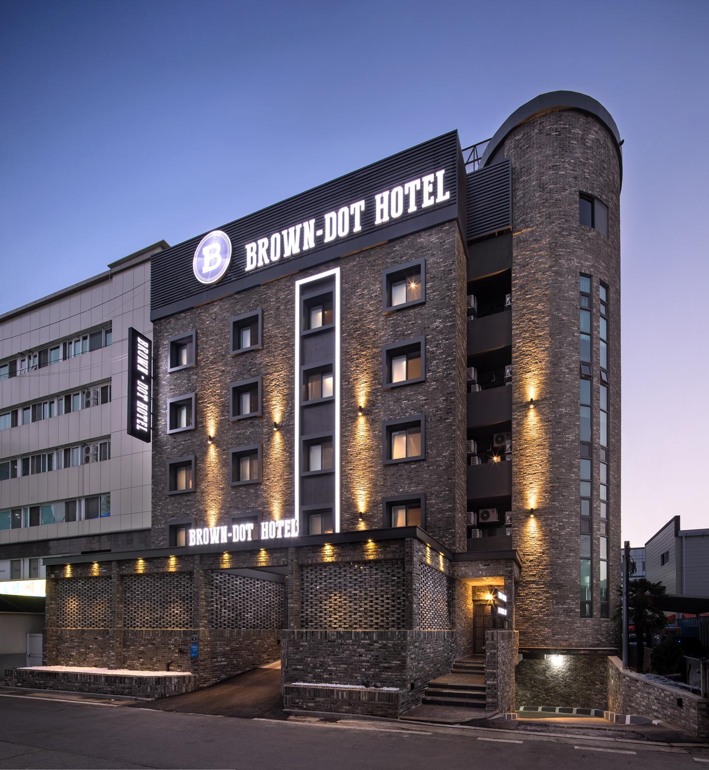 Changwon Brown-dot Hotel Myeongseo, Changwon