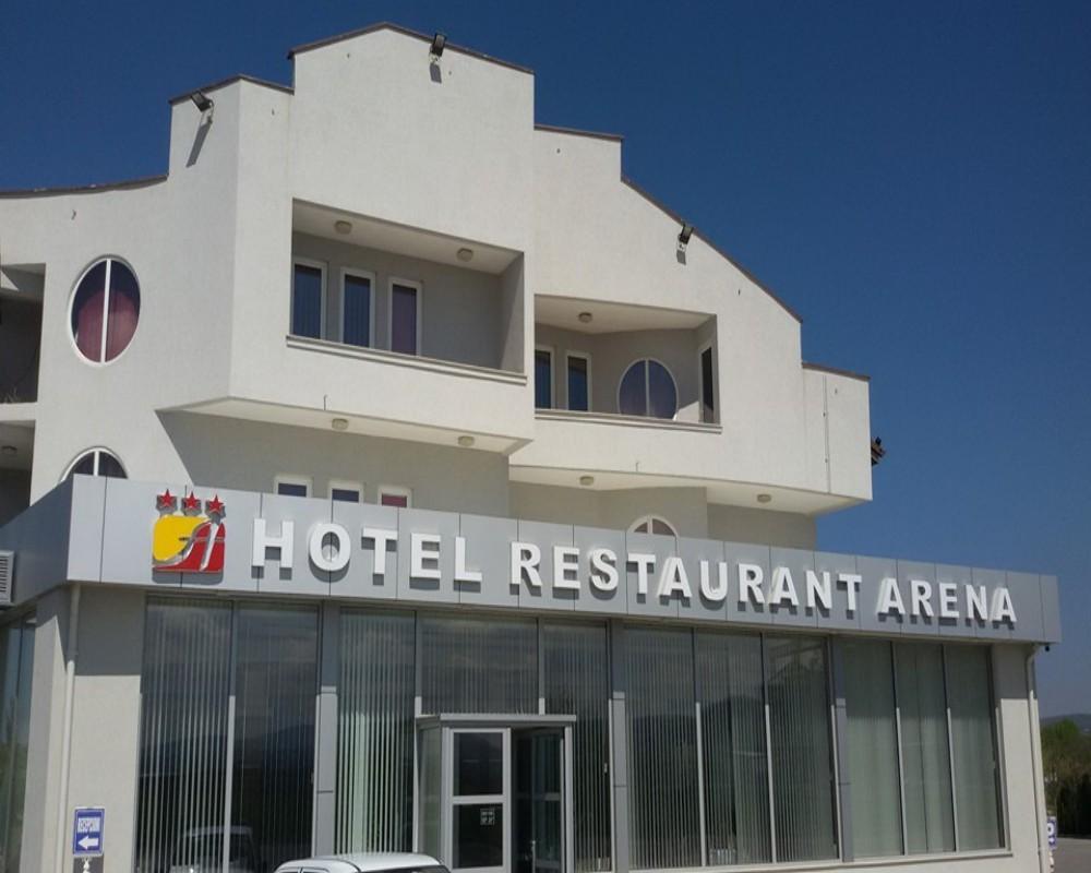 Hotel Arena, Priština