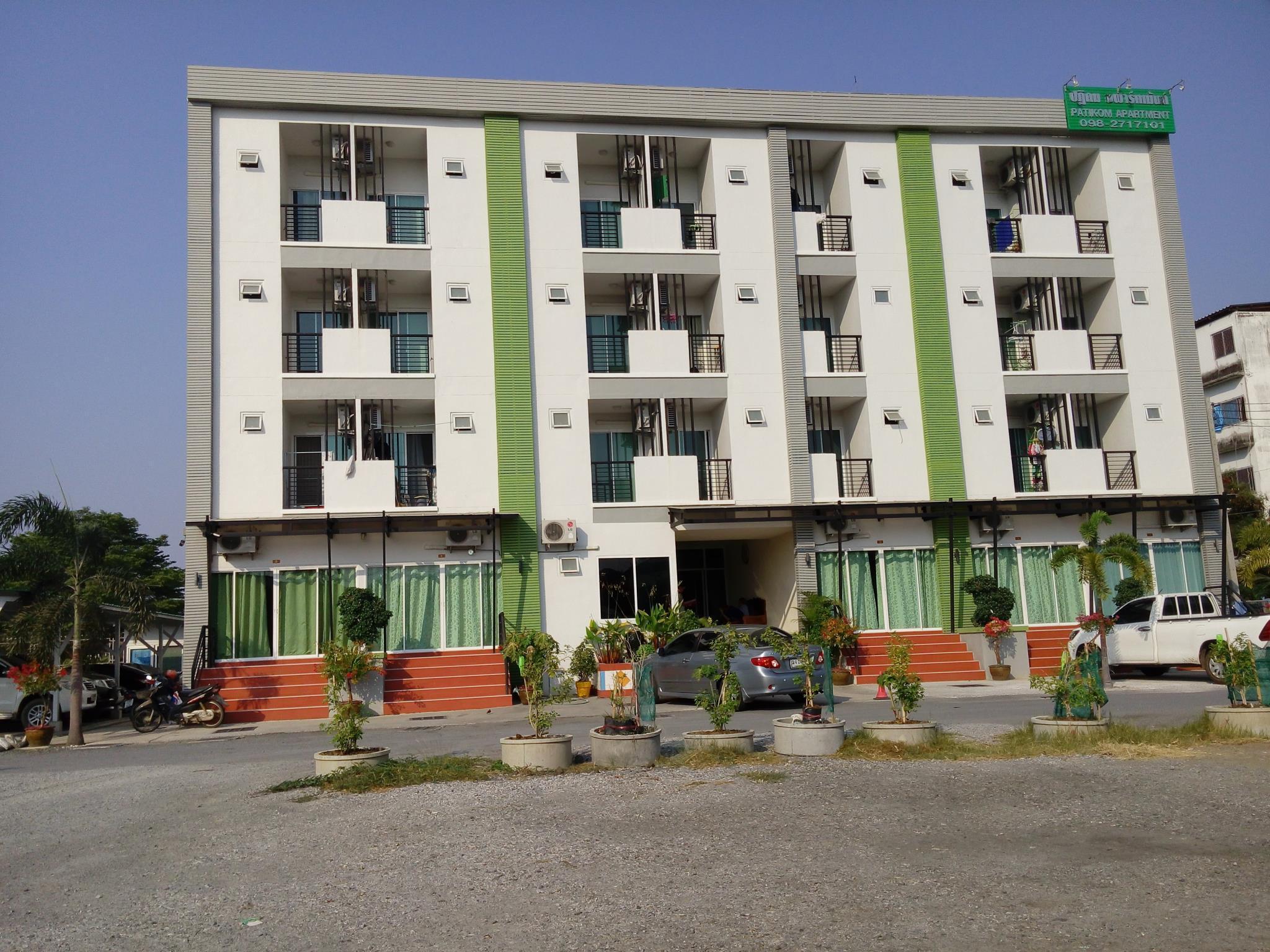 Patikom Apartment, Muang Chachoengsao