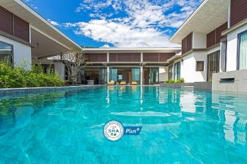 Villas de luxe avec piscine CasaBay
