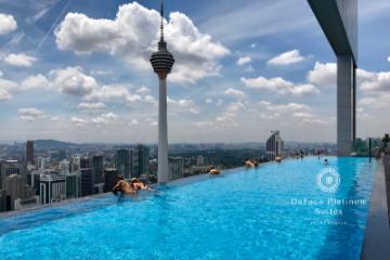 DeFace Platine Kuala Lumpur