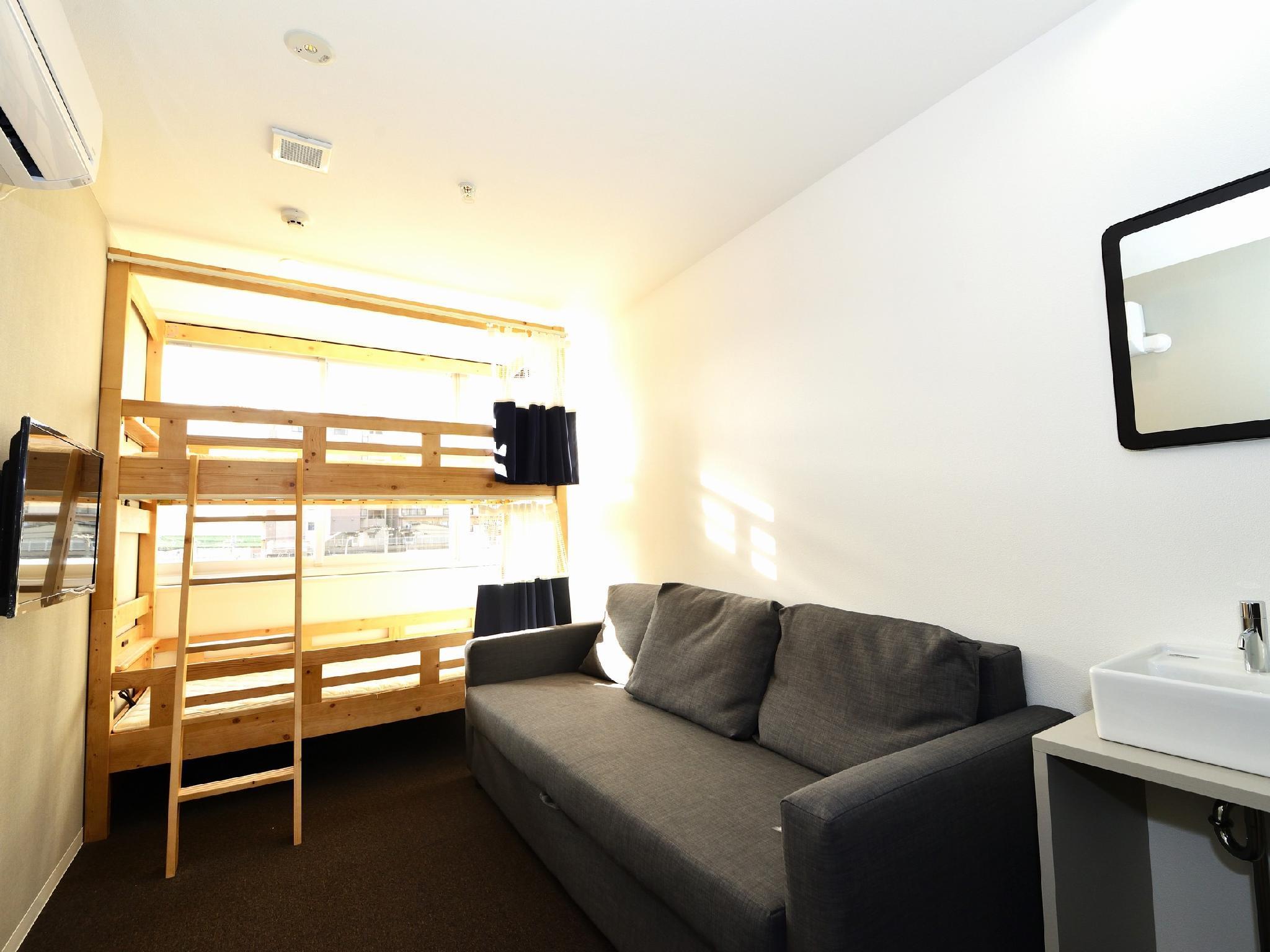 Very Hostel Namba, Osaka