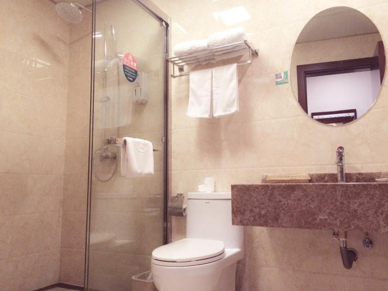 GreenTree Inn Taizhou XianJu Passenger Center West HuanCheng Road Express Hotel, Wuxi