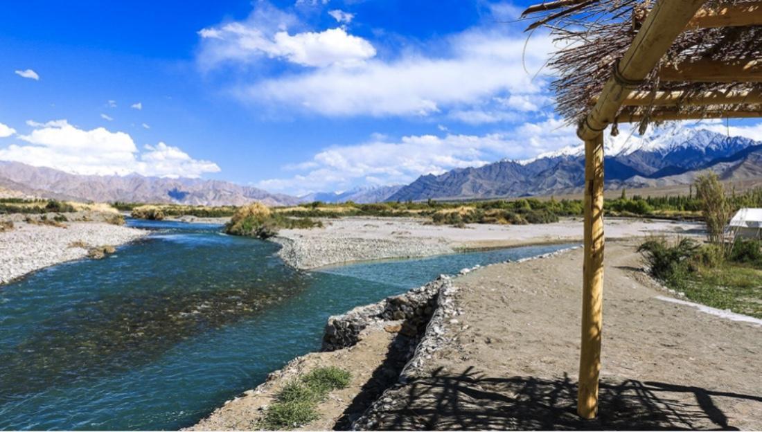 Indus River Camp, Leh (Ladakh)
