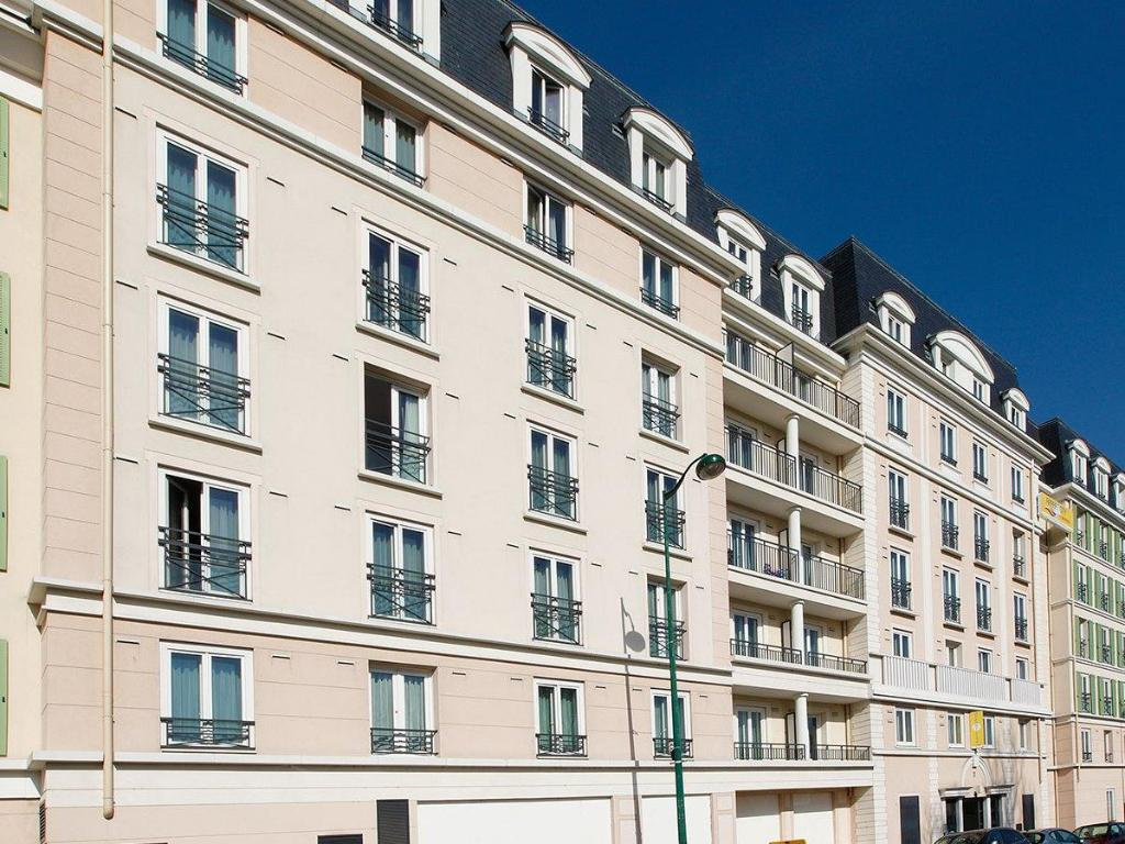 Best price on appart 39 city paris saint maurice in paris for Adagio appart city