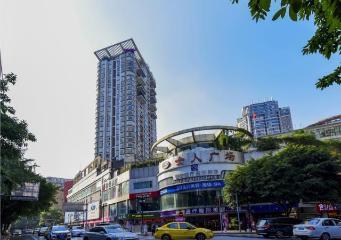 Borrman Hotel Chongqing Liberty Monument Hongyadong