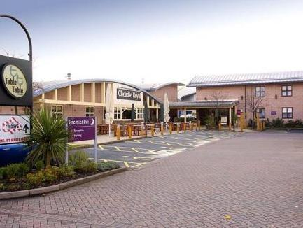 Premier Inn Manchester - Cheadle, Stockport