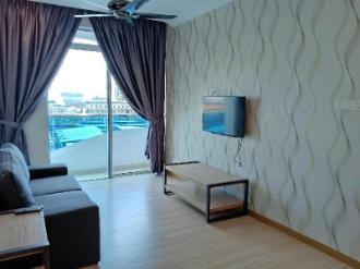 Bubble MilkTea Avenue Staycation Apartment Malacca