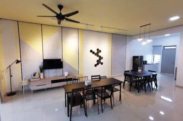 HexaHome_9th Cottage@AEON Bandar Dato Onn Johor Bahru