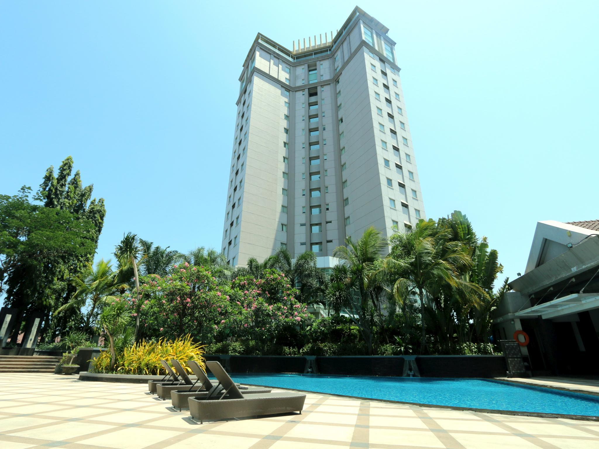 Java Paragon and Residences Surabaya