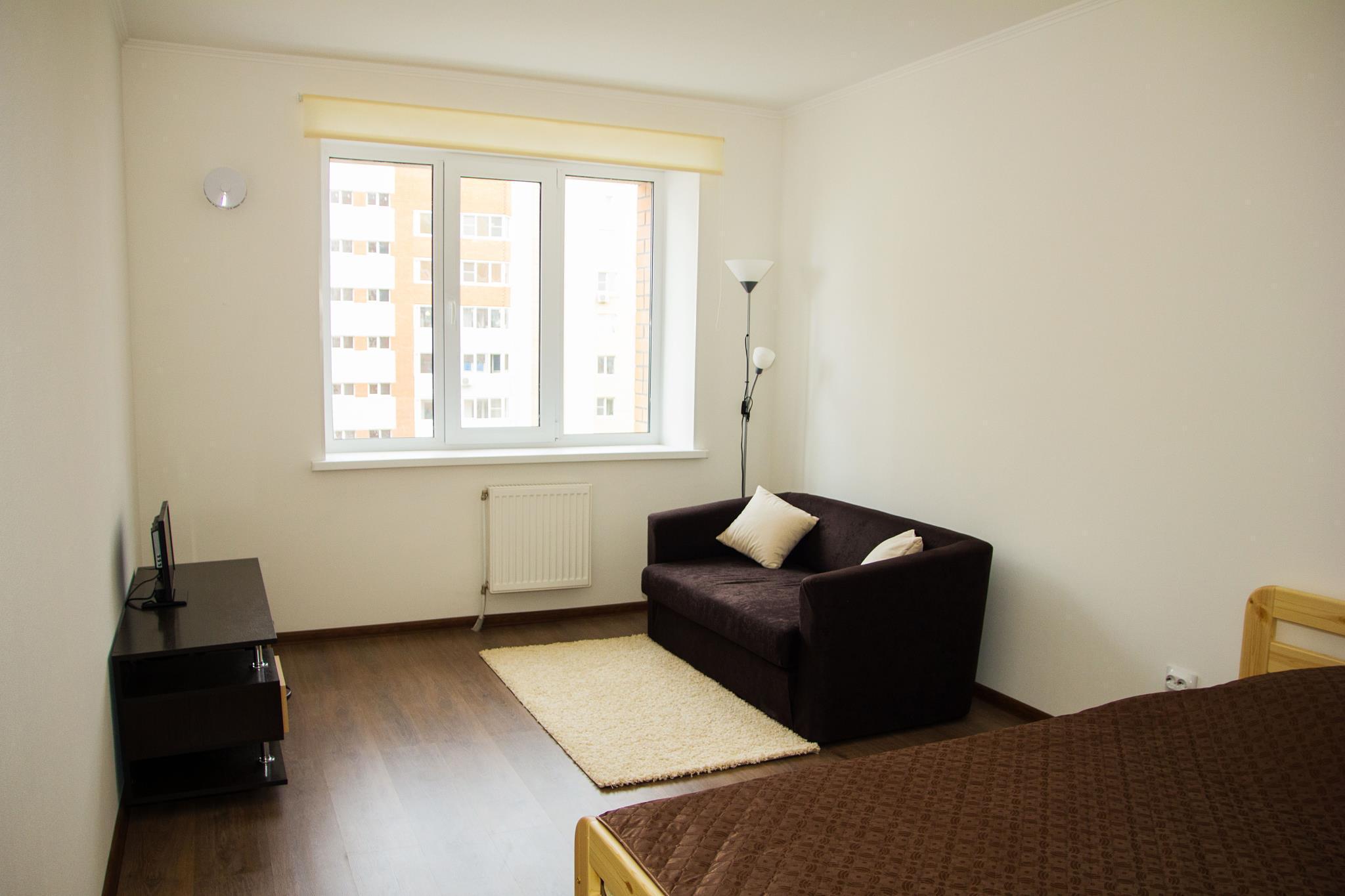 Apartment on Vishnevaya, Ryazan'
