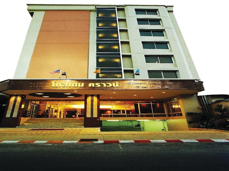 Hadyai Golden Crown Hotel, Hat Yai