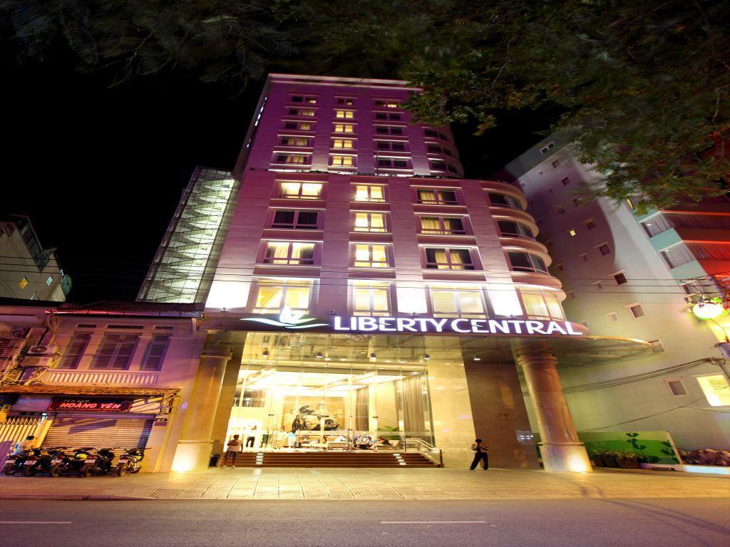 Khách Sạn Liberty Central Hồ Chí Minh