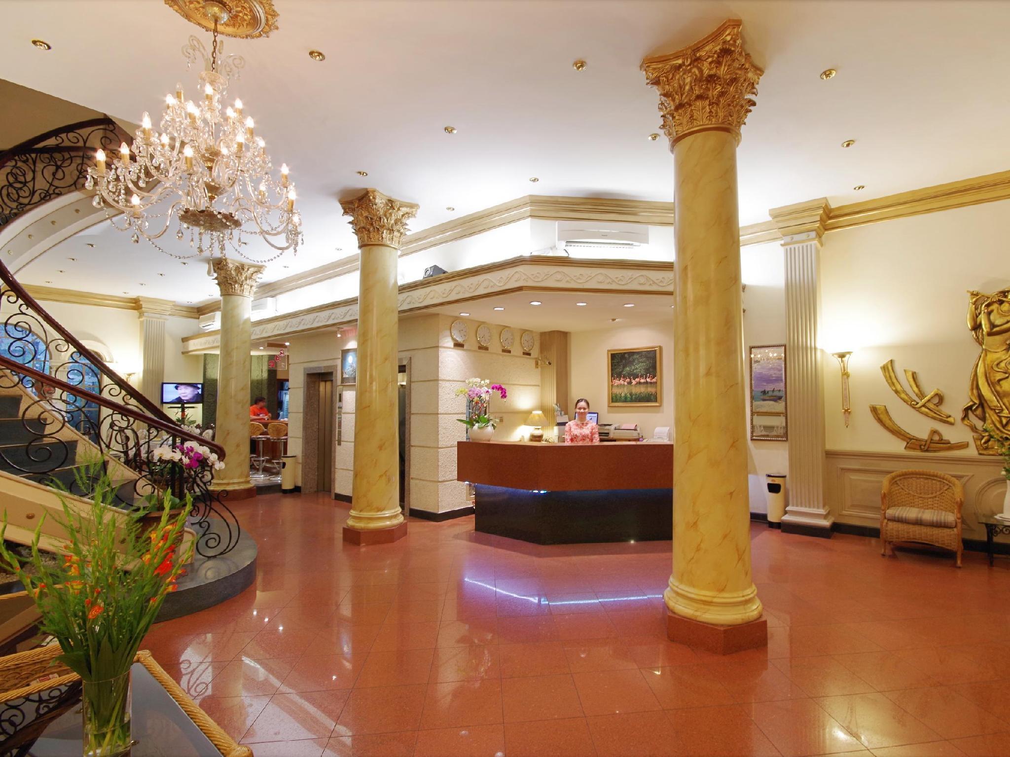 Khách Sạn Spring Hồ Chí Minh