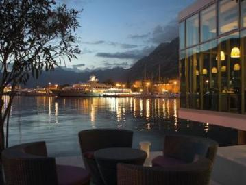 The lovely Hotel Vardar is one of the best luxury hotels in Kotor Old Town!