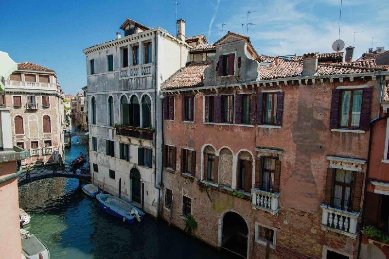 CA ZULIAN a breathtaking canal view in Venice