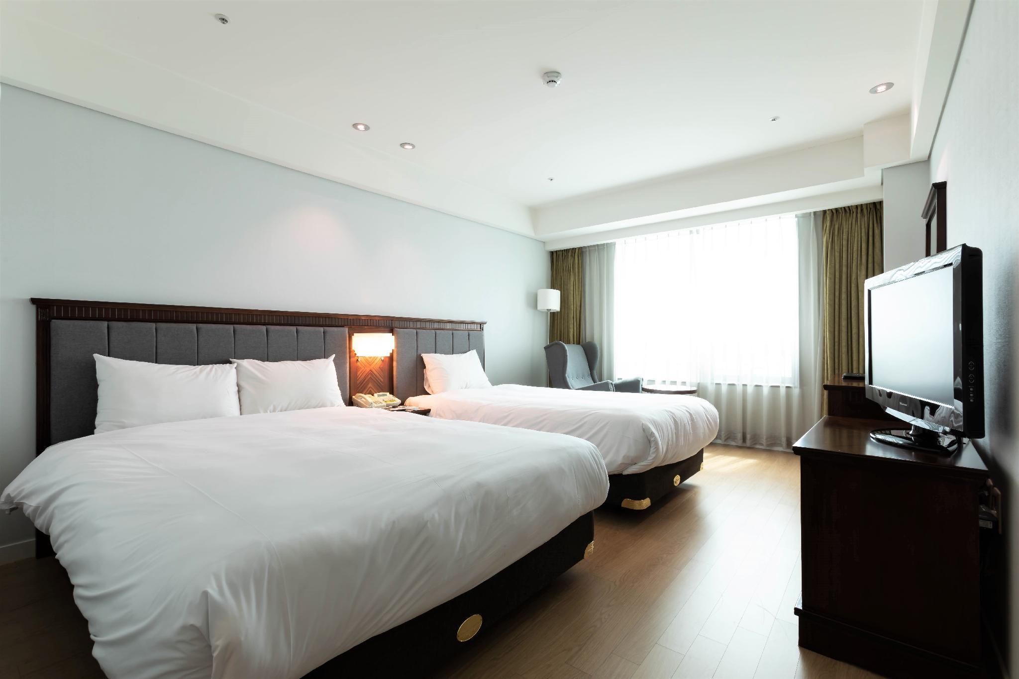 Hotel Inter-Burgo EXCO, Buk