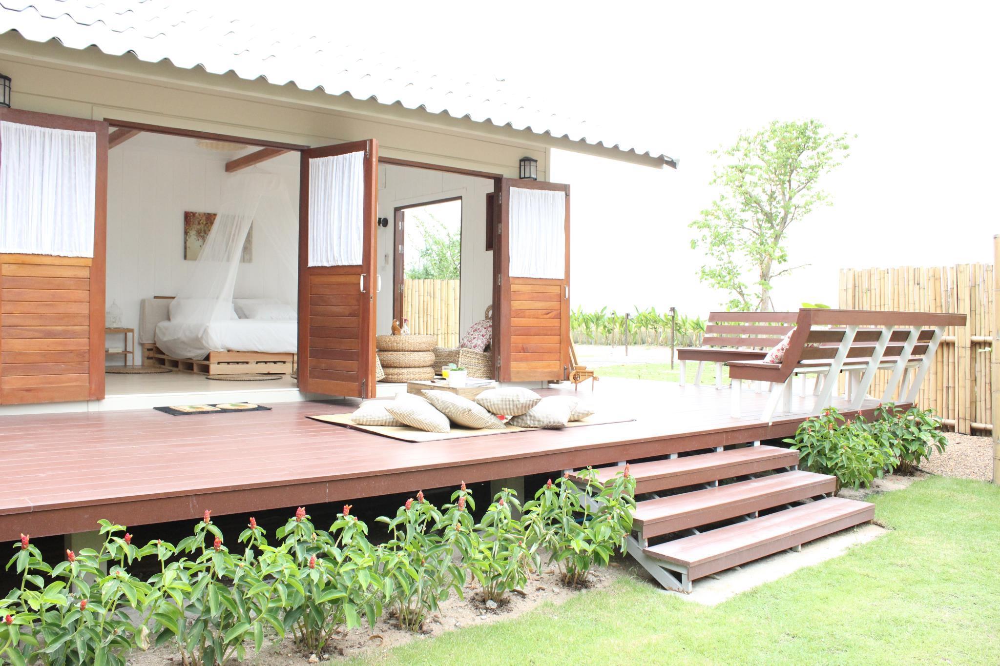 Terrua Main Ten Villa Garden, Suan Phung