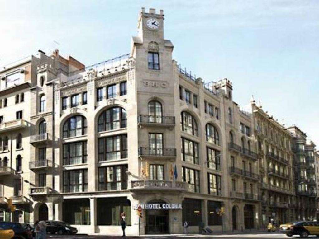 Best price on barcelona colonial hotel in barcelona reviews Hotel original barcelone