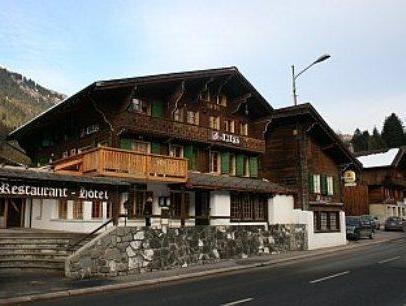 Hotel Restaurant Les Lilas, Aigle