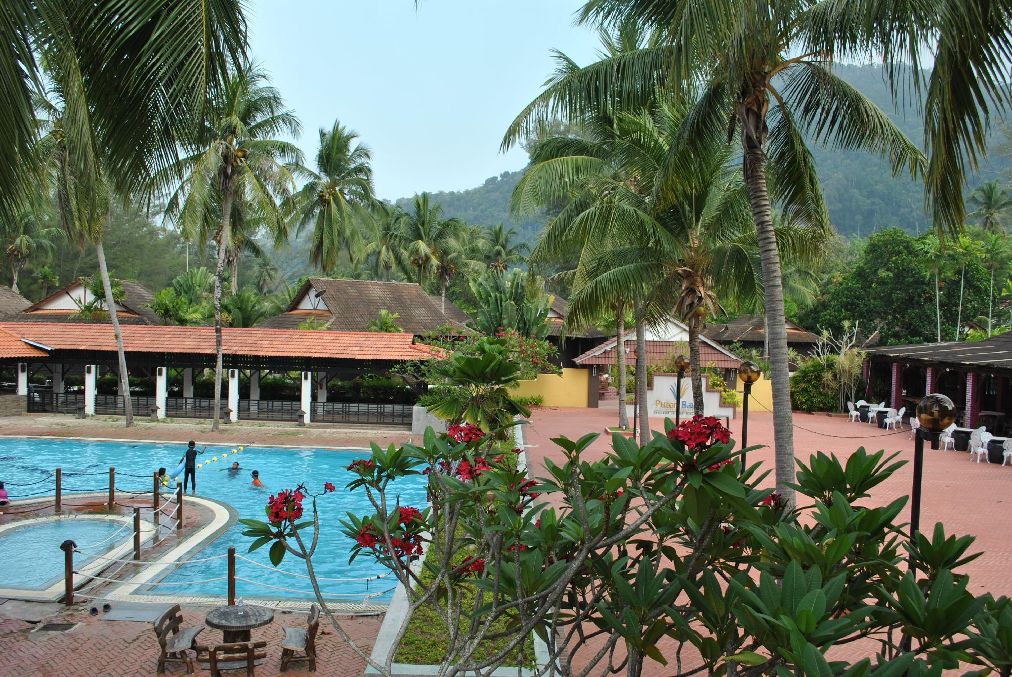 Puteri Bayu Beach Resort, Manjung