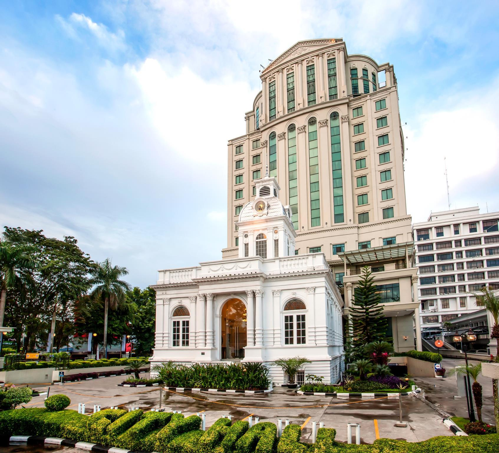Grand Aston City Hall Hotel & Serviced Residences Medan