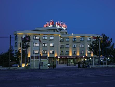 Adramis Thermal Hotel, Edremit