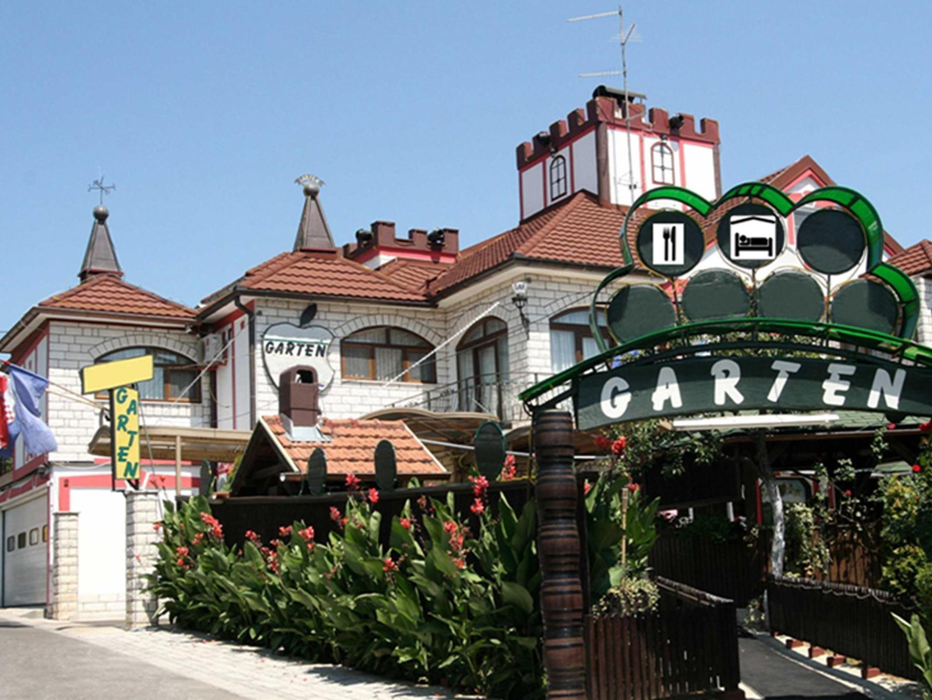 Hotel Garten, Slavonski Brod