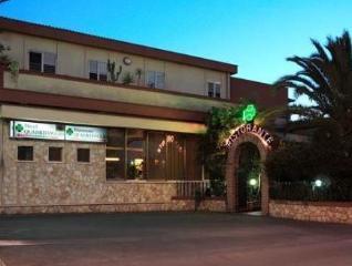 Отель Quadrifoglio