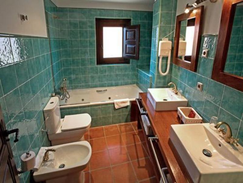 Rusticae Hotel Villa De Mogarraz Monforte De La Sierra In Spain