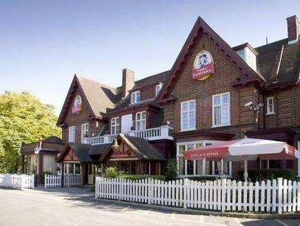 Premier Inn Loughton/Buckhurst Hill, Essex