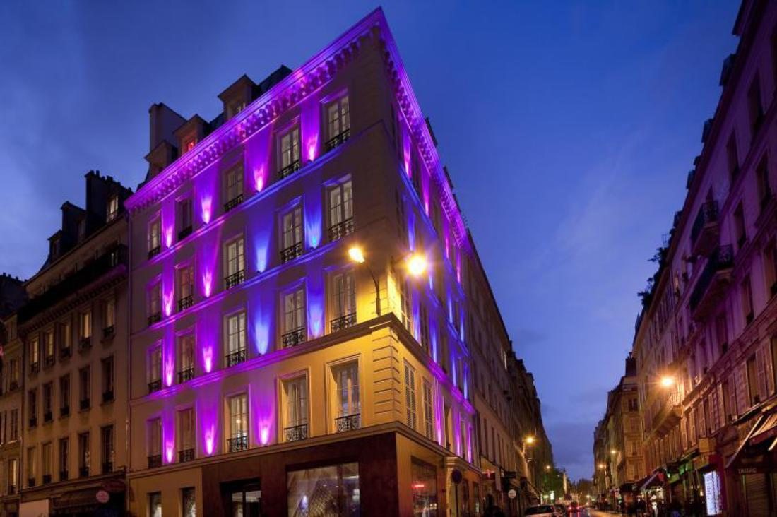 Book secret de paris design boutique hotel paris france for Hotels design en france