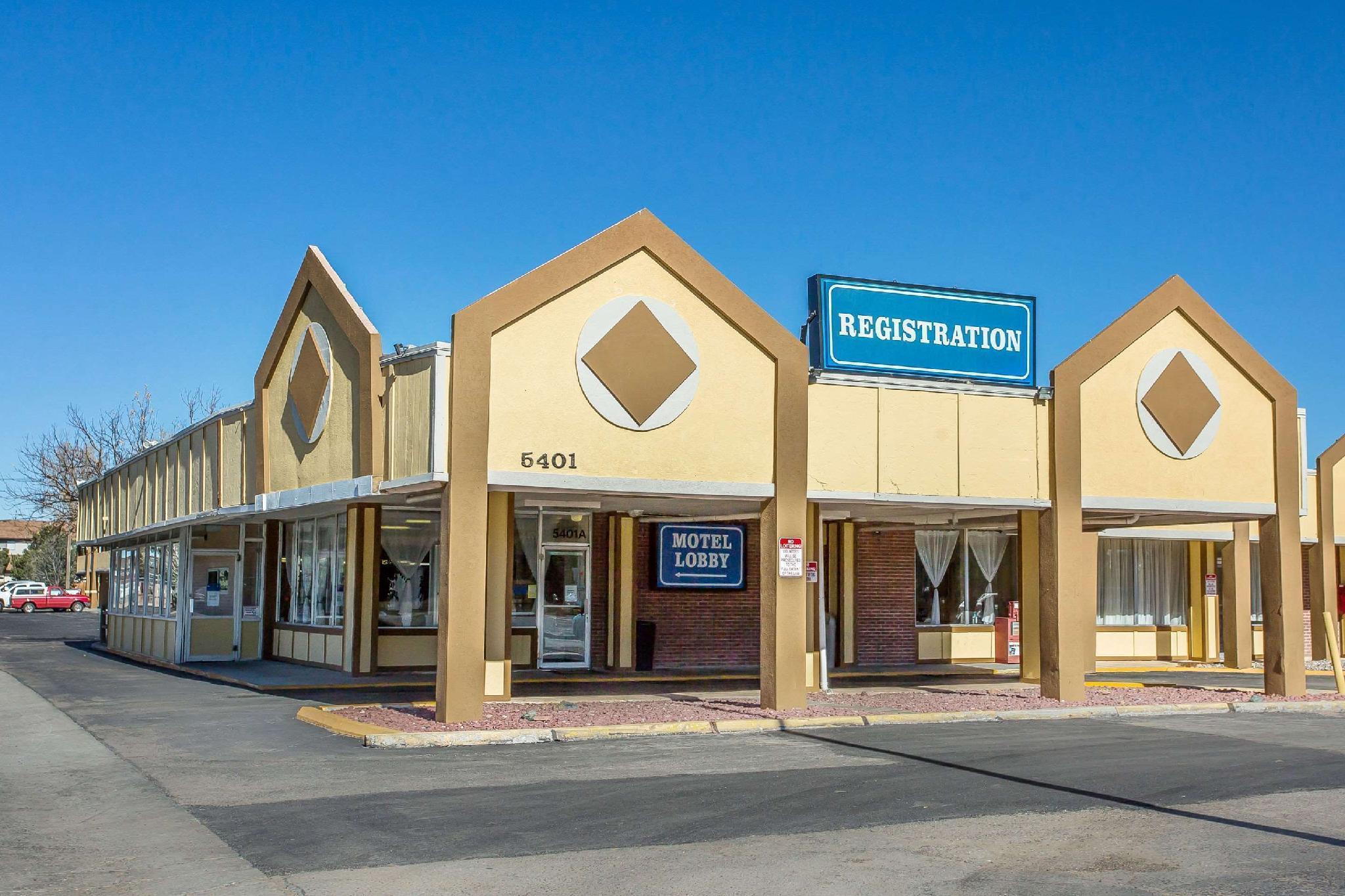 Rodeway Inn Cheyenne