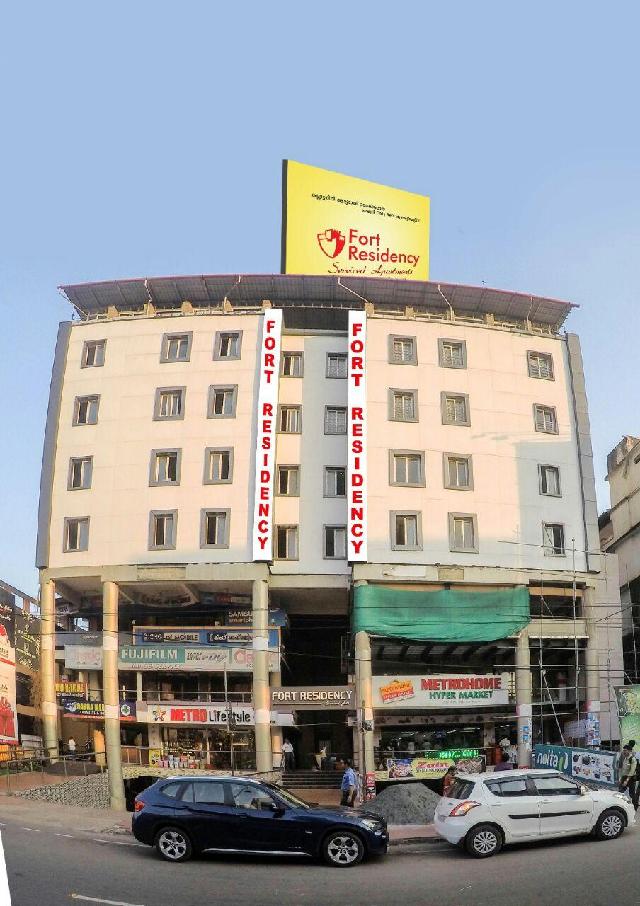 Fort Residency Serviced Apartments, Kannur
