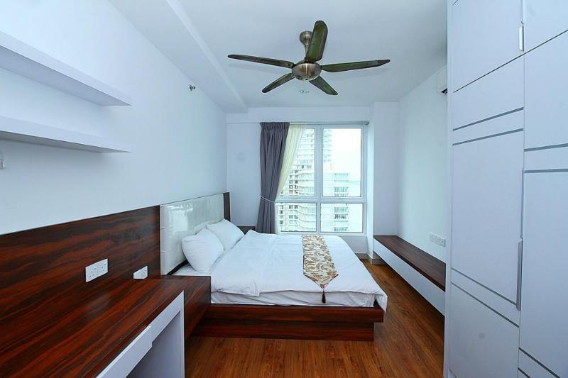 Mansion One Serviced Apartment Seaview Type A