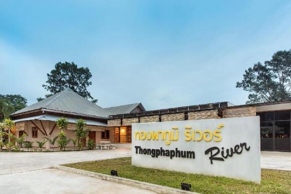 Thongphaphum River Thong Pha Phum