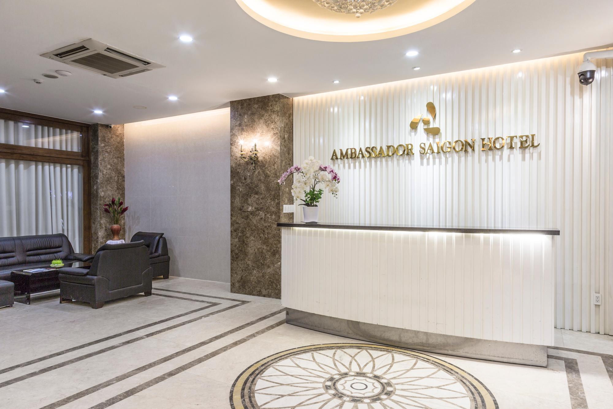 Khách Sạn Family Inn Hồ Chí Minh